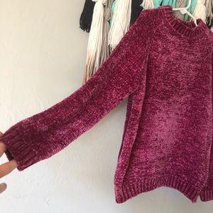 Zara Shirts & Tops - Zara Knitwear - Fancy Collection Plush Sweater